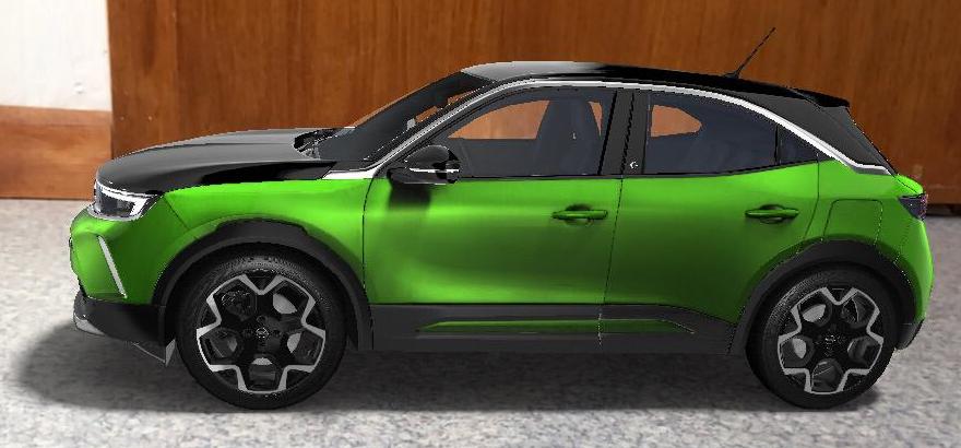 Opel Mokka-e inkl. Lieferung, Zulassung und Bafa Erst wieder 2022 Verfügbar