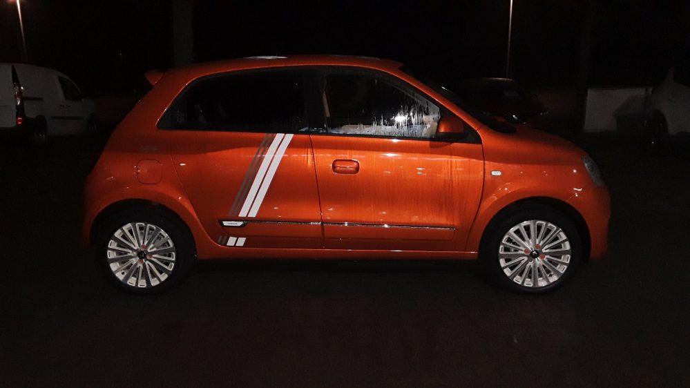 Renault Twingo Z.E Vibes 2021 Leasing für für Gewerbe 24mon/10.000km