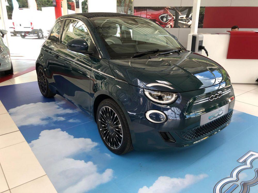 Fiat 500e ab 17.199€ inkl. Bafa, Haustürlieferung und Zulassung