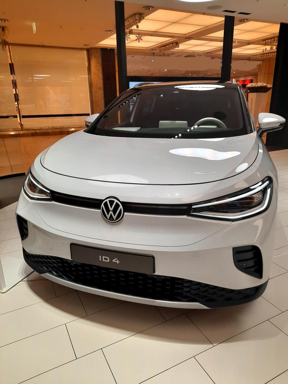 VW ID.4 1st Max Pro Performance 77 kWh 150 kW (204 PS) (leider Ausverkauft) Leasing 48/10k