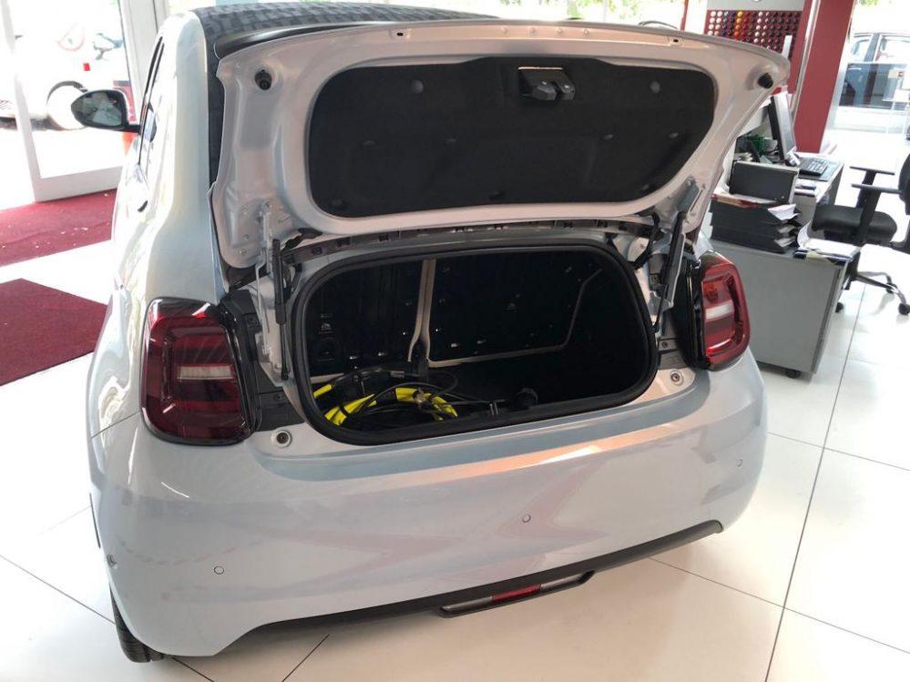 Fiat 500e ICON CABRIO 87kW 42kWh 19%MwSt.
