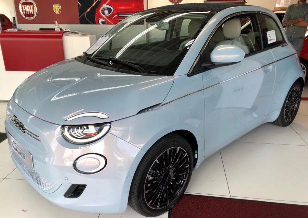 Fiat 500e ACTION 70kW 23,7kWh 2020 (aktuell nicht verfügbar)