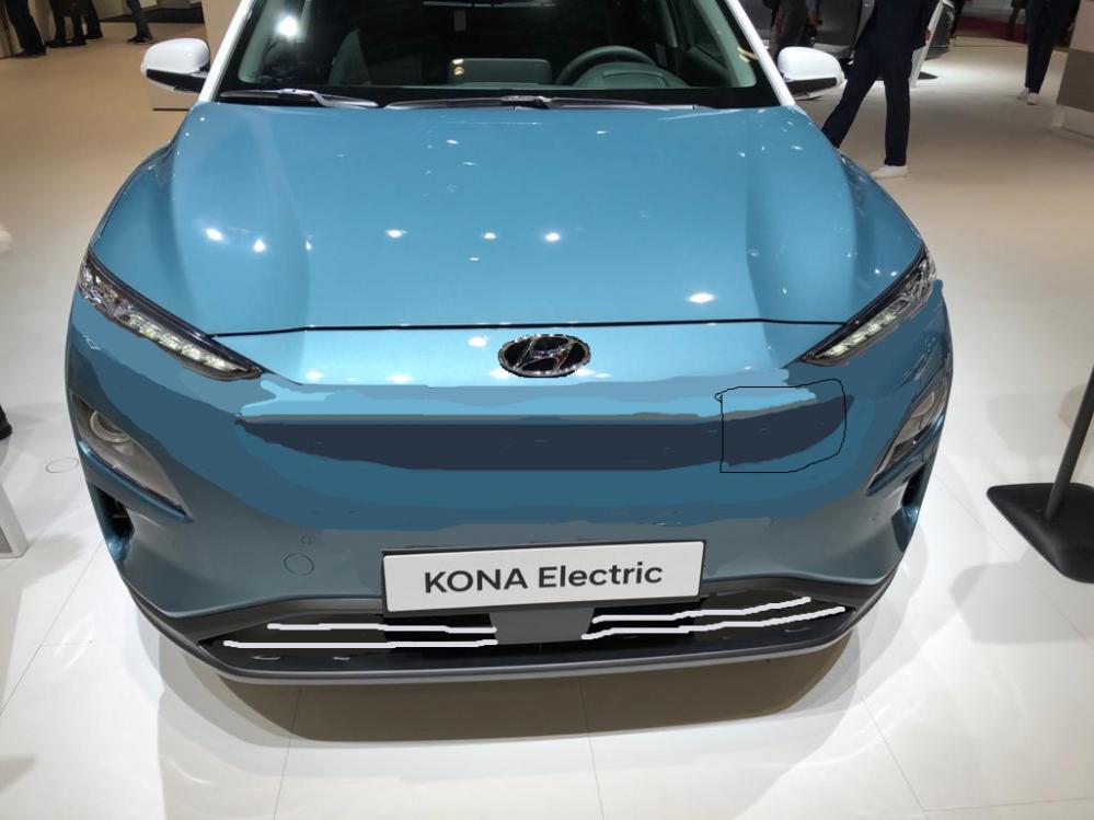 Hyundai Kona Elektro Facelift 2021 Select-Paket 100 kW/136 PS 39,2 kWh