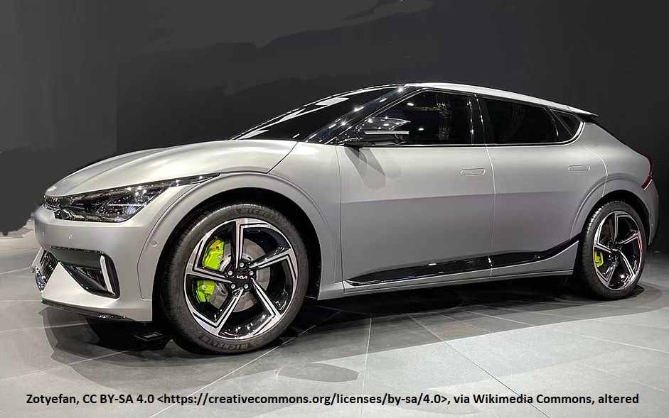Kia EV6 Grundversion, Akku und Motor freiwählbar inkl. Bafa, demnächst bestellbar