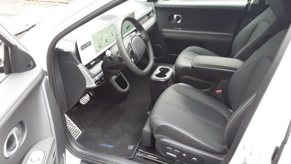Hyundai IONIQ 5 Elektro inkl. TECHNIQ-Paket, Akku und Motor freiwählbar inkl. Bafa, Lieferung und Zulassung