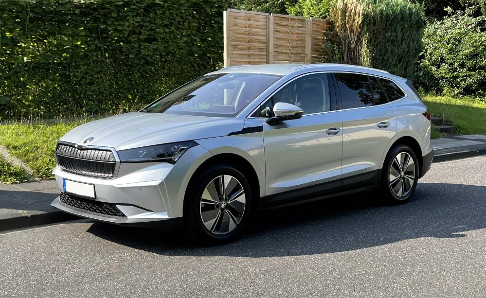 Škoda ENYAQ iV inkl. Bafa, Haustürlieferung und Zulassung. Ab 22.999€