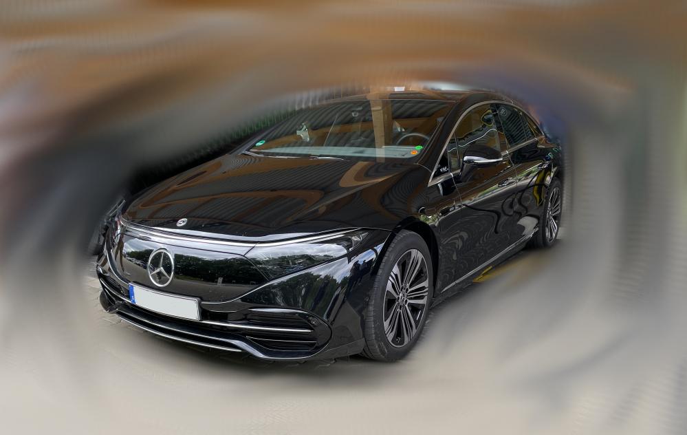 Mercedes EQS 450+ Angebot auf Anfrage