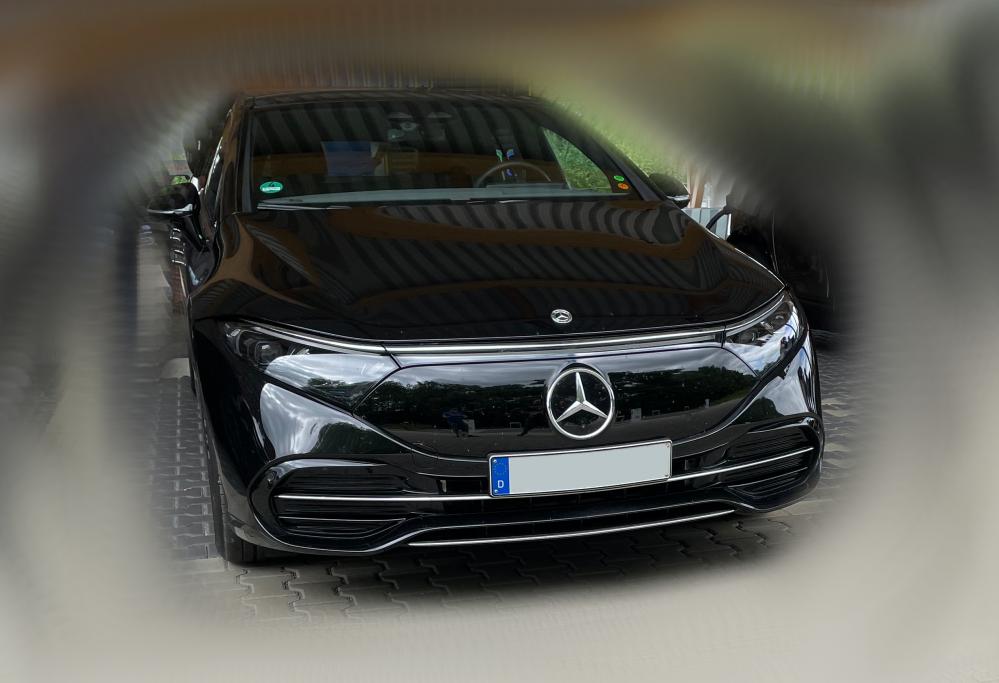 Mercedes EQS 450+ & EQS 580 4MATIC