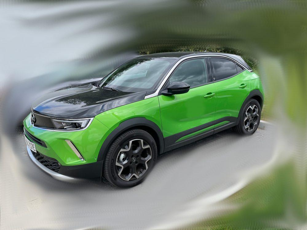 Opel Mokka-e Ultimate inkl. Lieferung, Zulassung und Bafa, wieder verfügbar