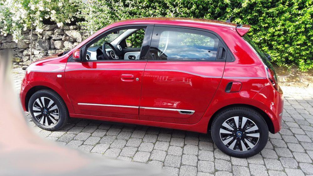 Renault Twingo Z.E Intens 2021 inkl. Haustürlieferung, Zulassung und Bafa.