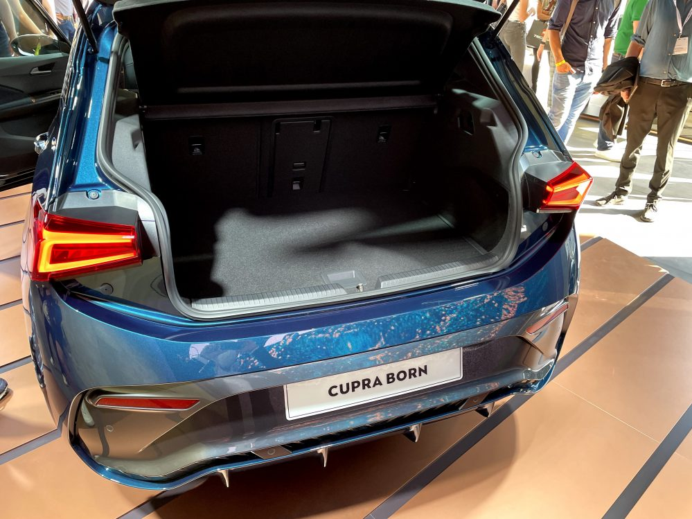 CUPRA Born 58 150kW inkl. Bafa, Haustürlieferung optional